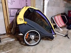 Burley Bike Trailer for Sale in Moyock, NC