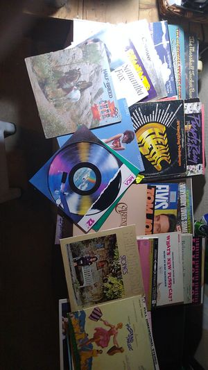 40+ Vinyl record albums for sale for Sale in Lacey, WA