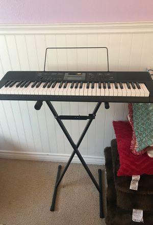 Casio keyboard CTK-2090 for Sale in Brentwood, CA