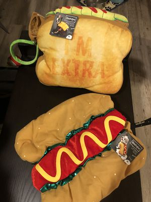 Dog Costumes (2) New with Tags- Medium for Sale in Los Angeles, CA