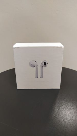 Wireless Bluetooth earbuds with charger case for Sale in Miami, FL