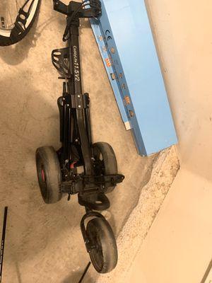 CaddyTek CaddyLite 11.5 Version 2 golf push cart for Sale in Chino Hills, CA