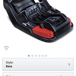 BRITAX Infant Car Seat Base with SafeCenter Latch Installation - Compatible with B-Safe 35, Ultra and Endeavours Infant Car Seats, Black for Sale in Foster City, CA