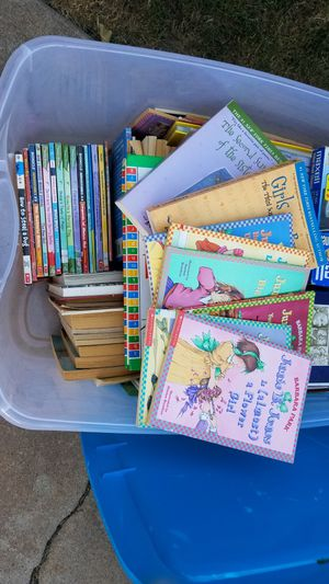 reading books for kids and adult alike for Sale in Long Beach, CA