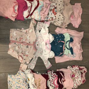Baby Girl Clothes 3-6 Months for Sale in Bloomington, CA