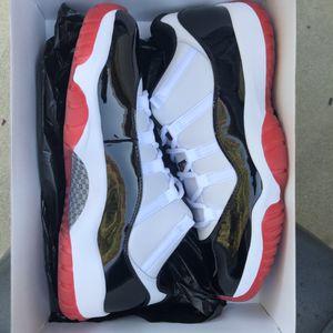 Nike Air Jordan 11 Low Concord Bred for Sale in El Monte, CA