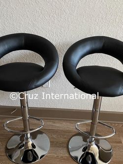New 2 Black Bar Stools for Sale in Windermere,  FL