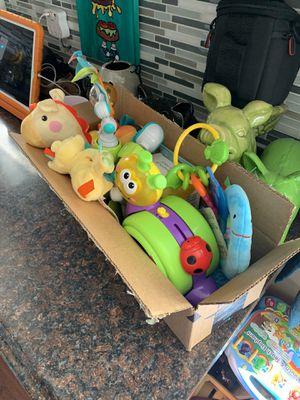 Baby toy bundle for Sale in Burlington, NJ