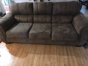 Ashley Sleeper Sofa & 2 seater sofa for Sale in Pensacola, FL