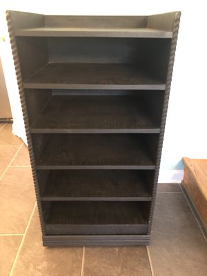 Black Shelf for Sale in Chesapeake, VA