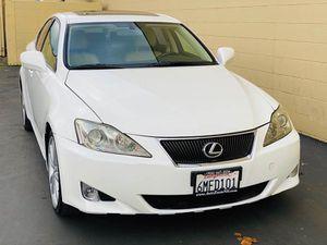 2007 Lexus IS 250 for Sale in Rancho Cordova, CA