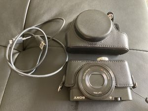 Sony DSC-RX100 Cyber-shot 20.2MP Camera for Sale in College Park, MD