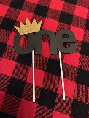 Cake topper for Sale in Long Beach, CA