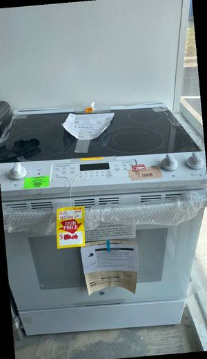 Electric stove 👍👍👍🤩🤩 Y78A for Sale in Dallas, TX