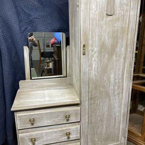 Antique Dresser Closet , For Baby for Sale in Modesto, CA