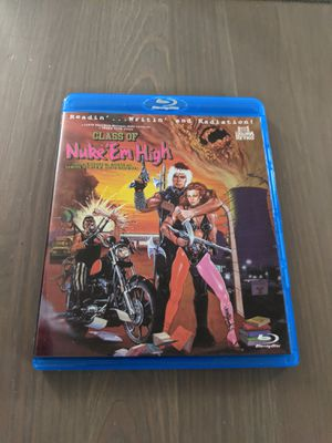 Troma Class of Nuke 'em High BluRay for Sale in Los Angeles, CA