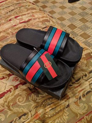 BRAND NEW GUCCI SLIDES ➡️ SIZE-9.5-10 MENS for Sale in Sacramento, CA