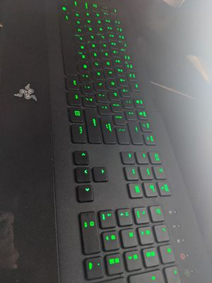 Razer Deathstalker Gaming Keyboard for Sale in Tolleson, AZ