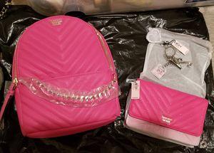 Hot pink backpack VS for Sale in Phoenix, AZ