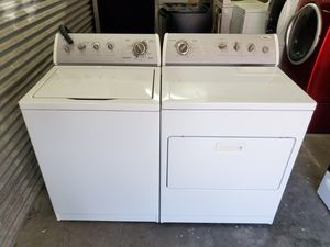 Whirlpool washer and dryer set for Sale in Nashville, TN