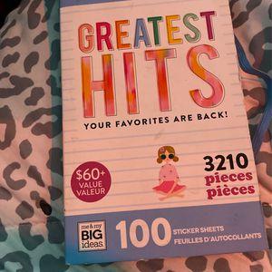 3210 Piece Sticker Book for Sale in Ceres, CA