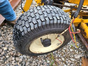 New garden tractor tires for Sale in Salem, OH