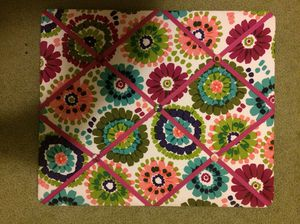 Floral memory board for Sale in Acton, MA