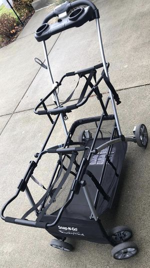 Snap n Go Baby Trend Double Stroller for Sale in Brier, WA