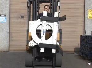 Cascade rotator- forklift for Sale in West Hollywood, CA
