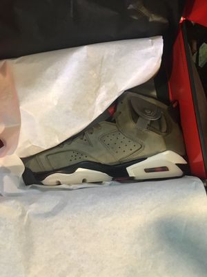 Jordan 6 Travis Scott sz 7y for Sale in San Francisco, CA