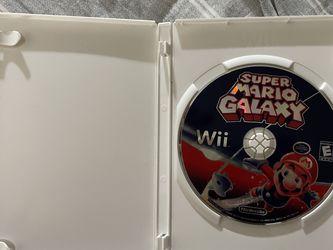 Mario Galaxy For Wii (no Box) for Sale in Mountlake Terrace,  WA