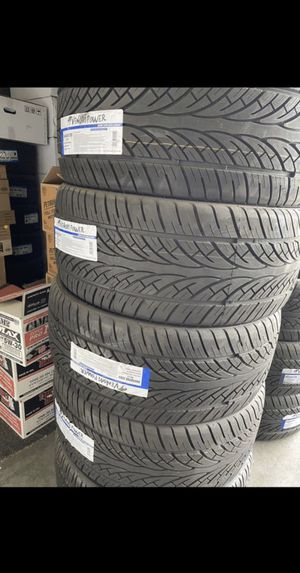 305-30-26 New Tires $155 each 711💰we Finance 💯days same as CASH💰 for Sale in San Jose, CA