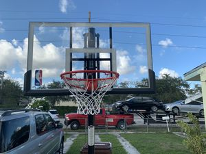 "NBA Spalding 54"" Inch Basketball Hoop for Sale in Hialeah, FL"