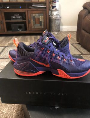 Nike Lebron XII Low Size 8.5 for Sale in Los Angeles, CA