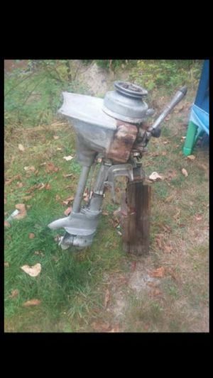 1945-49 evinrude 9.7hp ooutboard for Sale in Port Orchard, WA