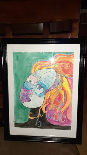 Framed Abstract Print for Sale in Washington, DC