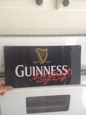Guinness sign for Sale in Crownsville, MD