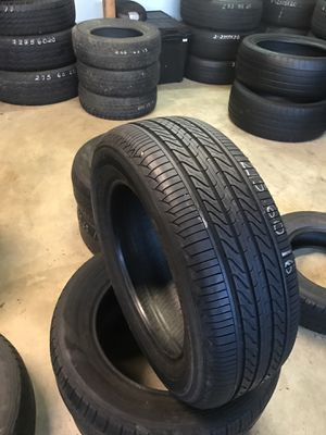 215/60/16 tires 60% tread mixed for Sale in Portland, OR