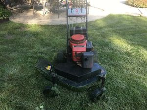 33' Sultech Stealth lawn mower, 14hp Kawasaki engine for Sale in Hamilton Township, NJ