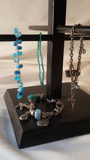 Blue bracelets for Sale in Everett, WA