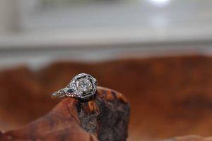 Vintage Art-deco engagement ring for Sale in Austin, TX