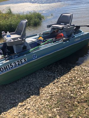 Pelican bass raider for Sale in Lancaster, OH