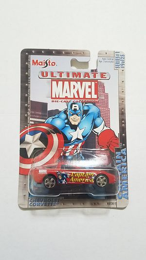 Maisto Ultimate Marvel Captain America series 1 # 9 for Sale in Kissimmee, FL