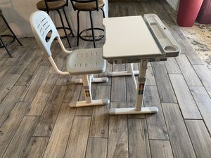 Brand new kids desk and chair set!!! for Sale in Phoenix, AZ