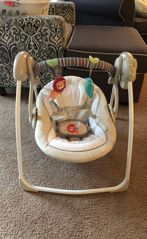 Portable Baby Swing for Sale in Richmond, VA