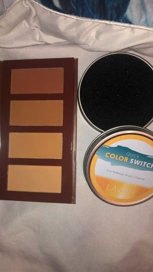 Ace Beaute Bronzer and Color Switch tin for Sale in Paramount, CA