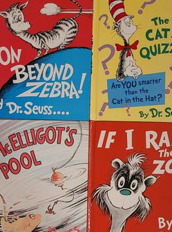 4 Dr. Seuss Banned Books (Very Good to Excellent + Condition) $1200.00 for Sale in Brandon,  FL