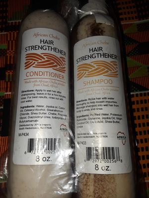 Hair Strengthener w/Chebe (shampoo and conditioner set) for Sale in Wall Township, NJ