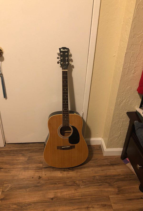 Gibson Maestro Guitar