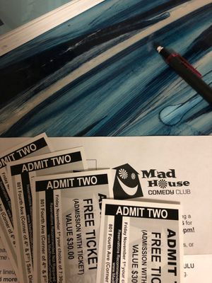 Mad House comedy tickets for Sale in San Diego, CA